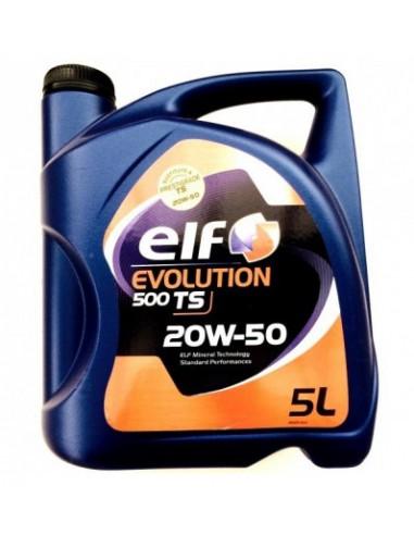 Comprar ELF EVOLUTION 20W50 5 L online