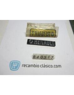 Anagrama insignia Renault R7