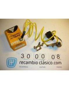 Juego platinos Renault 5...