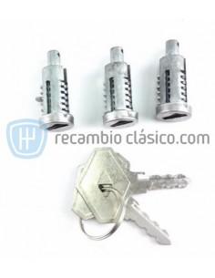Comprar Bombin cerradura puerta Renault R4, R6, R12 online