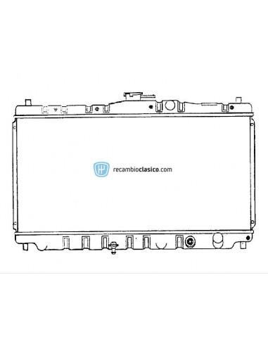 Comprar Radiador refrigeración HONDA Accord II 2.0i 85-89 online