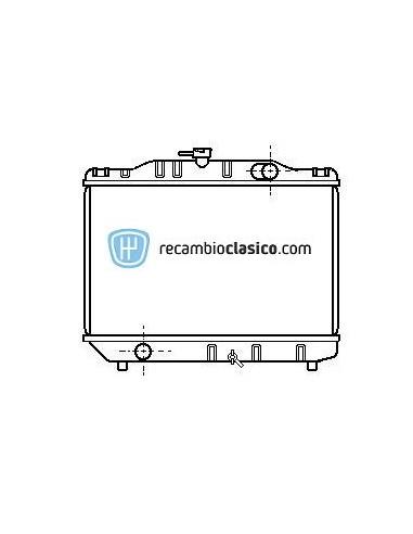 Comprar Radiador refrigeración TOYOTA STARLET 1.0 (KP60)/1.2