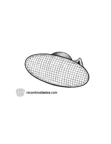 Comprar Piloto lateral intermitente en color blanco NISSAN