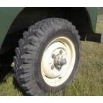 Land Rover llantas y neumáticos