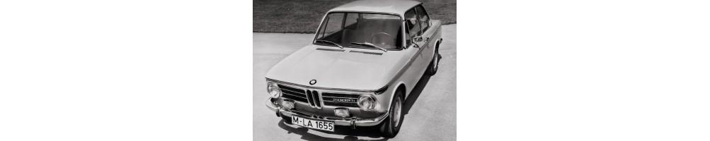 BMW E10 MECANICA