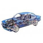 BMW E30 MECANICA