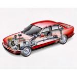 BMW E34 MECANICA