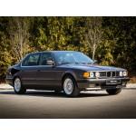 BMW E32 MECANICA
