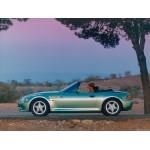 BMW Z3 CARROCERIA E INTERIOR
