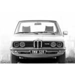 BMW E12 MECANICA