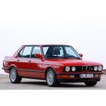 BMW E28 MECANICA