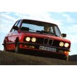 BMW E28 ELECTRICIDAD E ILUMINACION