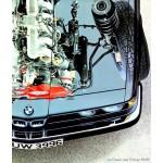 BMW E23 MECANICA