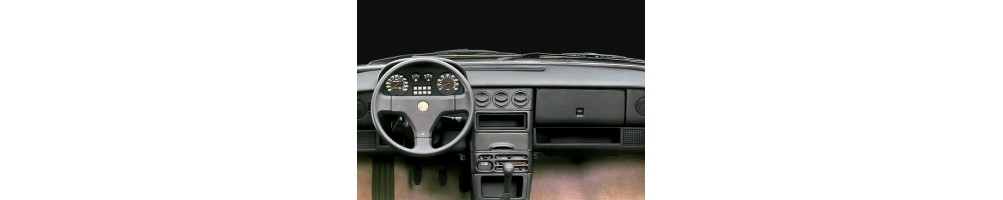 Alfa 33 CARROCERIA E INTERIOR