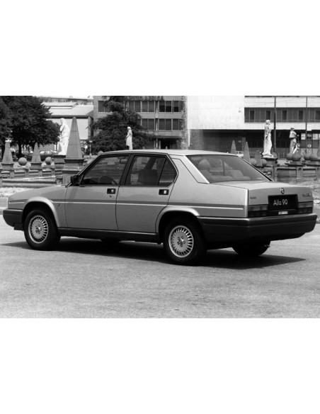 Alfa 90 FRENOS