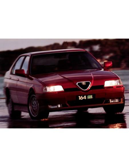 Alfa 164 CARROCERIA E INTERIOR