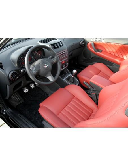 Alfa 147 CARROCERIA E INTERIOR