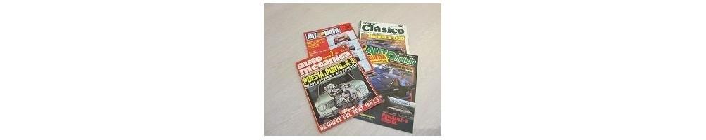 revistas coches antiguos clasicos