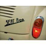 SEAT 800 ELECTRICIDAD