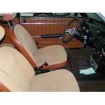 SEAT 128 CARROCERIA E INTERIOR