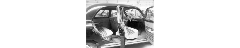SEAT 1400 CARROCERIA E INTERIOR