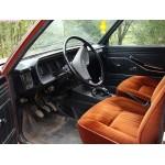 SEAT 131 CARROCERIA E INTERIOR