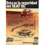 SEAT 131 FRENOS Y DIRECCION