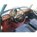SEAT 1430 CARROCERIA E INTERIOR
