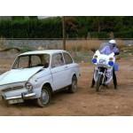 SEAT 850 FRENOS Y DIRECCION
