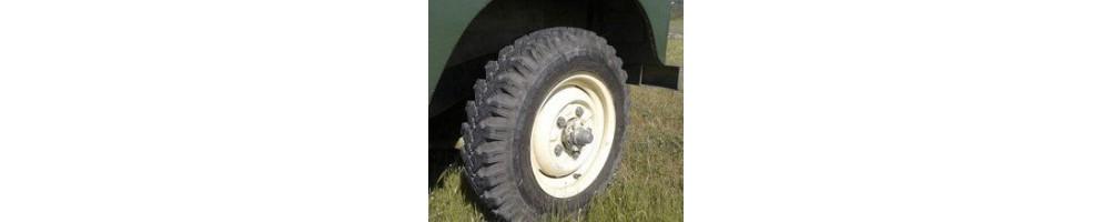 Comprar repuestos de llantas y neumáticos para coches clásicos