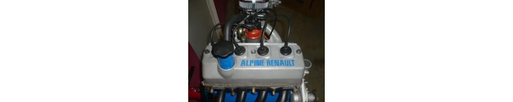 ALPINE RENAULT MECANICA