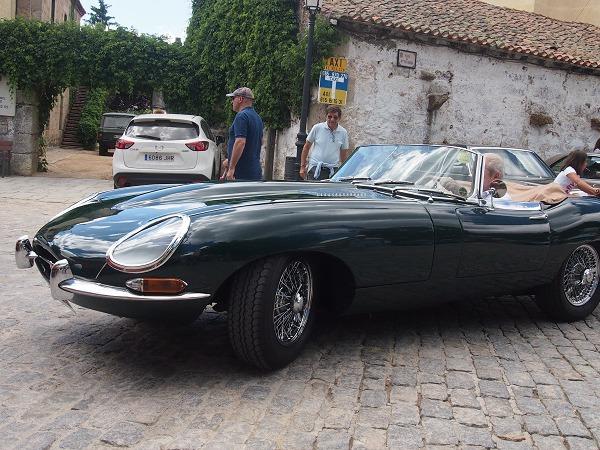 Jaguar E Type: 60 años de un mito