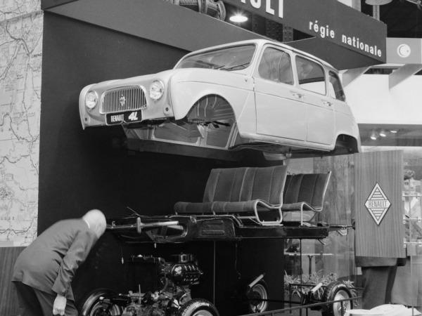 Renault 4: De Francia para el mundo entero