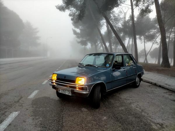 La primera juventud de mi Renault 7