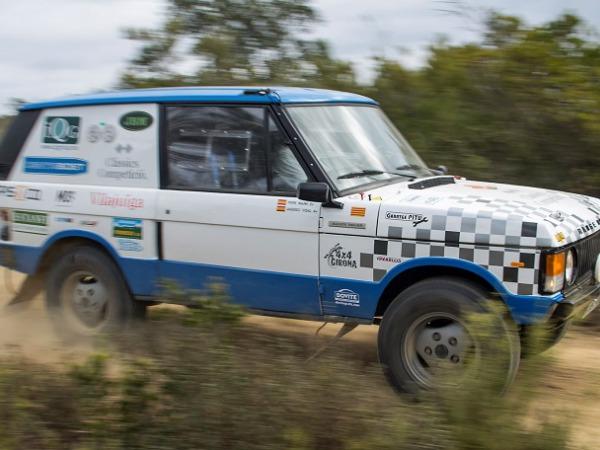 Clàssics Competició. El Dakar en Clásico.